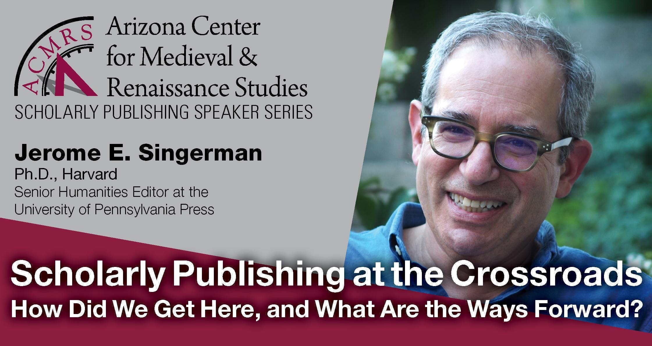 Scholarly Publishing at the Crossroads