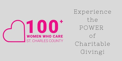 100 Women Who Care - St. Charles County Impact Meeting