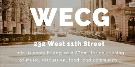 West Eleventh Community Group tickets