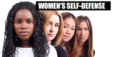 """Women's Self-Defense Workshop """"for women, taught by a woman"""""""