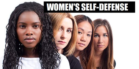 "Women's Self-Defense Workshop ""for women, taught by a woman"" tickets"