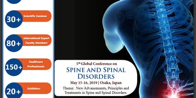 5th Global Congress on Spine and Spinal Disorders (CSE)