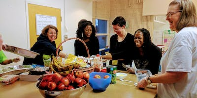 Serve Dinner to Women & Transgender Individuals in Need at The Delores Project w/ Project Helping