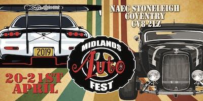 Midlands AutoFest. 20 & 21 April 2017