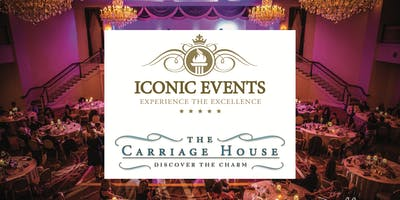 The Iconic Events Launch Party at The Carriage House
