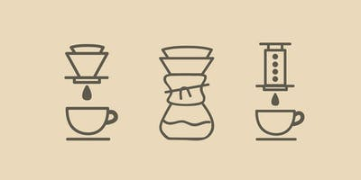 Intro to Manual Coffee Brewing