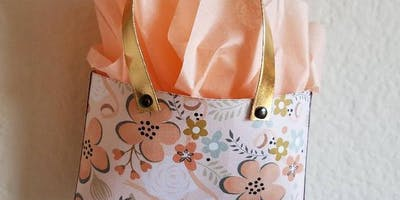 MakerSpace Workshop: Gift Card Holder