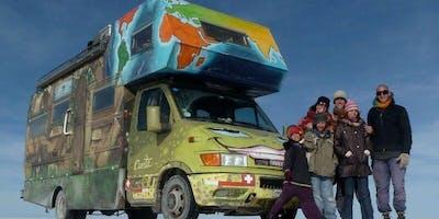Apéro Voyage #17 - Tour du monde en famille en camping car