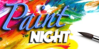 BSU: Paint Night