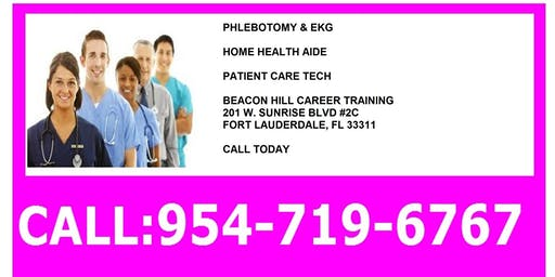 Patient Care Technician (PCT) Training