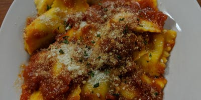 Wednesday Pasta Nights 6-8 pm