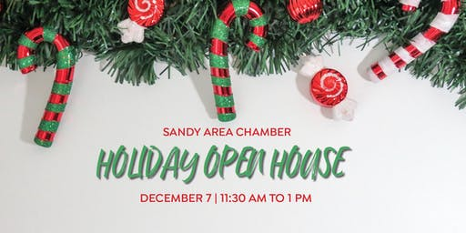 sandy chamber holiday open house - Is 711 Open On Christmas