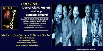 Jazz973@Clements Place Presents Darryl Clark Fusio