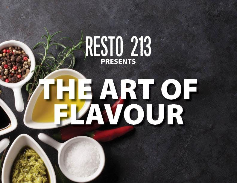 Art of Flavour: Chef Alex Feswick & Winemaker
