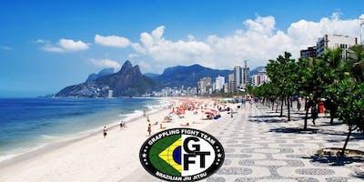 GF Team Rio BJJ Training Camp 2019