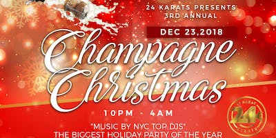 Champagne Christmas: Red Carpet Gala