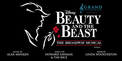 Beauty and the Beast Fantasy Cast