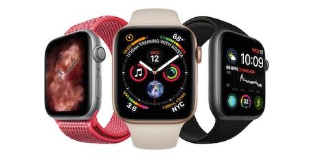 Apple Watch Basics - (watchOS 5) tickets