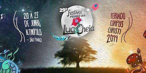 29º Festival Multicultural Forró da Lua Cheia