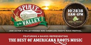 Spirit of the Valley Festival