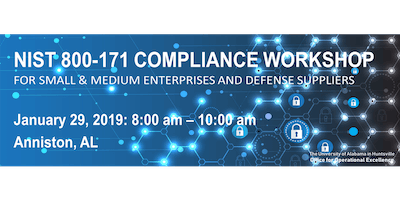 Cybersecurity Workshop for DoD Suppliers