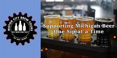 Brewery Walking Tour - Detroit - February 2