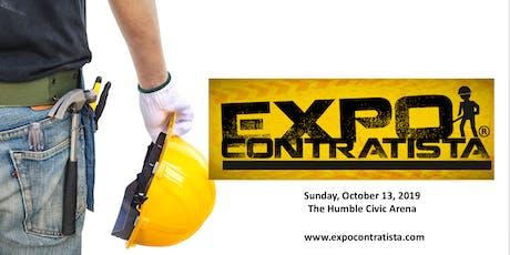 Expo Contratista Houston 2019 tickets