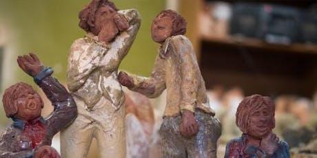 Sculpture: Ceramics tickets