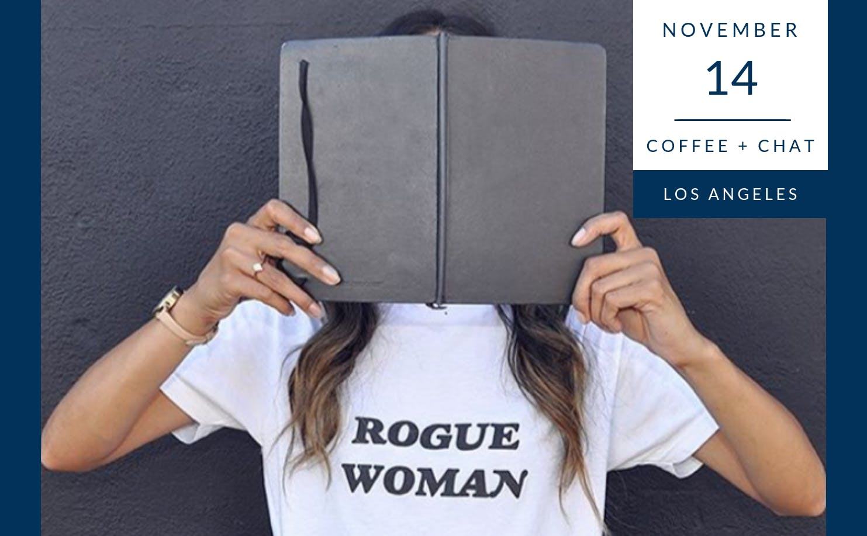 Women's Circle: Coffee + Chat with Phephe