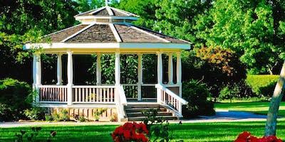 Vintage Fashion Show & Garden Party Tea as Shadelands Ranch Museum