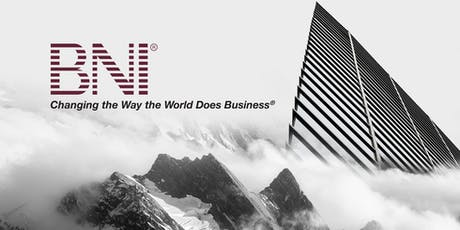 BNI EDGE (Business Networking International) Breakfast Meeting tickets