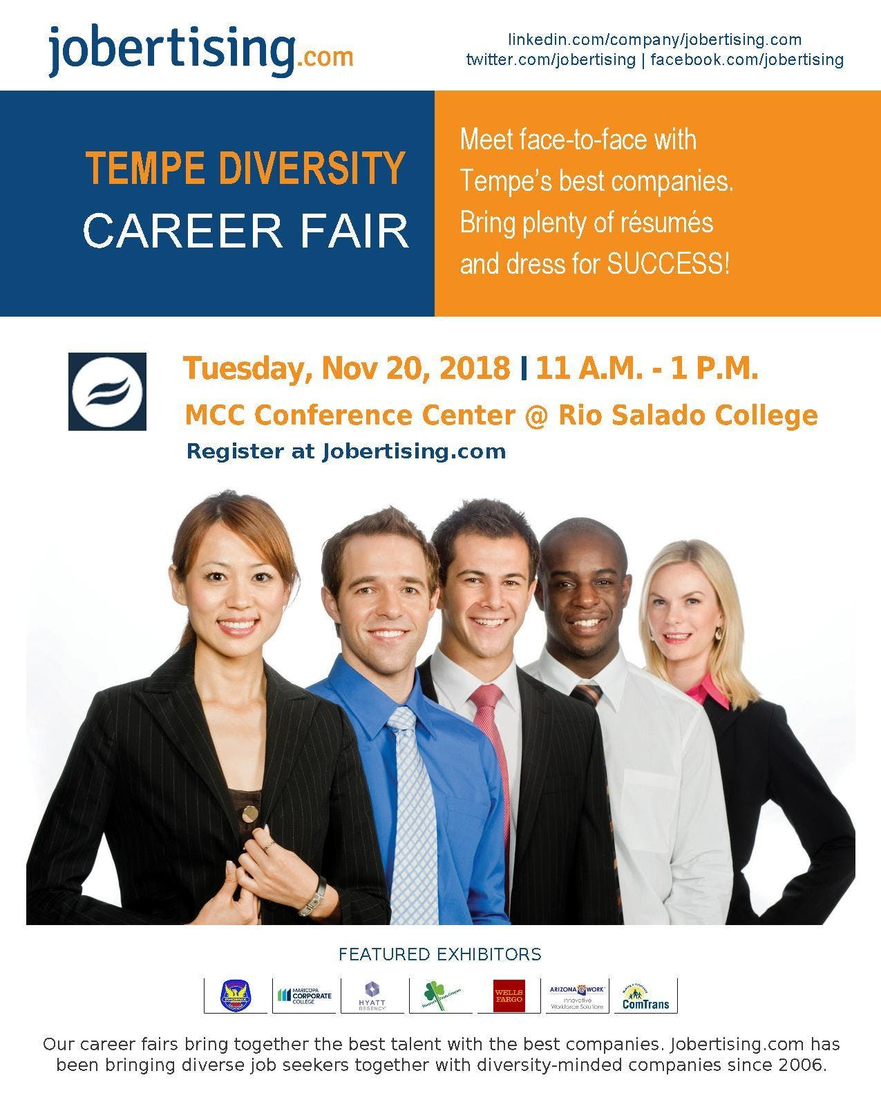 Tempe Career Fair