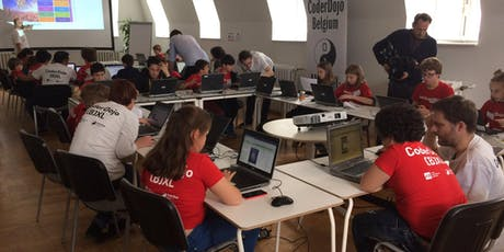 CoderDojo Brussels - 29/06/2019 billets