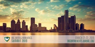 6th Annual Big Data & Analytics Summit @ Wayne State University