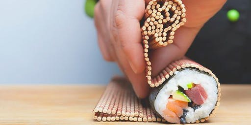 Roll like a pro! Hand-rolled sushi class with Chef John
