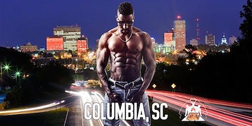 Ebony Men Black Male Revue Strip Clubs & Black Male Strippers Columbia SC 8-10PM