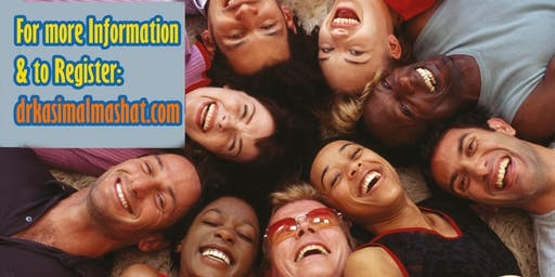 Laughter Yoga weekend event