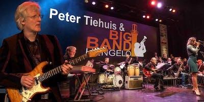 Peter Tiehuis en Big Band Hengelo