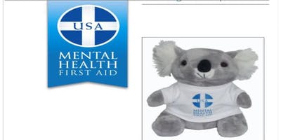 Youth Mental Health First Aid Trainings