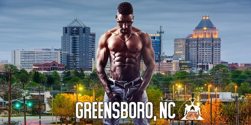 Ebony Men Black Male Revue Strip Clubs & Black Male Strippers Greensboro NC 8-10PM