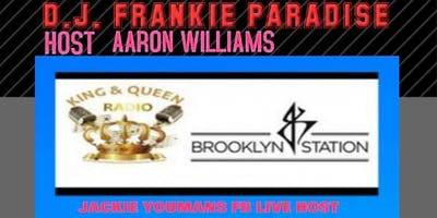HOUSE MUSIC RADIO DJ FRANKIE PARADISE