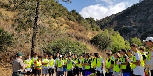 Alum Rock Park: Trail Crew