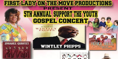 First Lady on the Move Annual Support the Youth Gospel Concert
