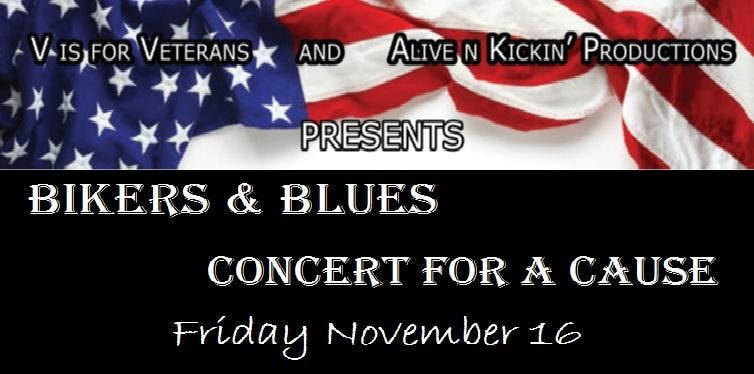 Bikers & Blues Concert for a Cause