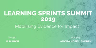 2019 Learning Sprints Summit