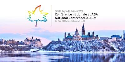 Conférence nationale et AGA 2019 de Fierté Canada Pride [FR]