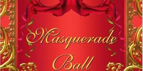 Jack Yates C/O '89 30th Reunion - Crimson & Gold Masquerade Ball tickets