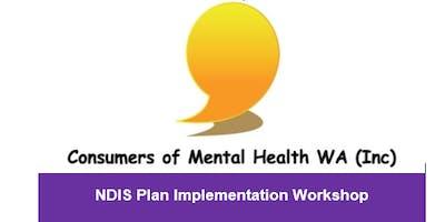 NDIS Plan Implementation Workshop