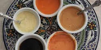 Nestle Inn Cooking Class: The 5 Mother Sauces