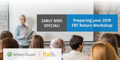Preparing your 2019 FBT Return Workshop - Canberra